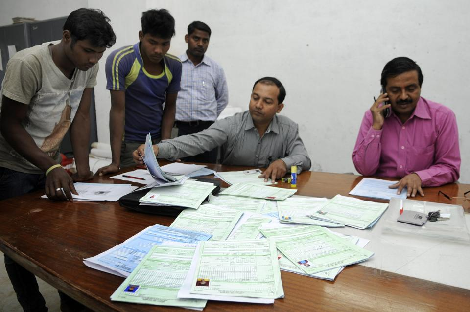 In November 2016, following the Central government's demonetisation announcement, the district administration had arranged camps at construction sites in Greater Noida for workers to open bank accounts.