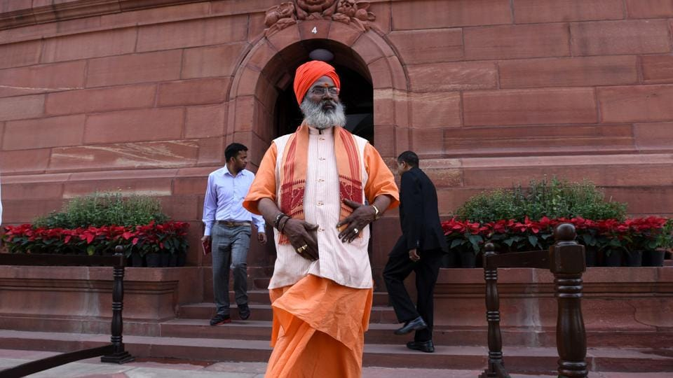 Sakshi Maharaj had indirectly blamed Muslims for population boom in the country.