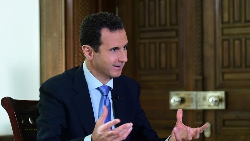 Syria's President Bashar al-Assad said it was a critical moment in the war.