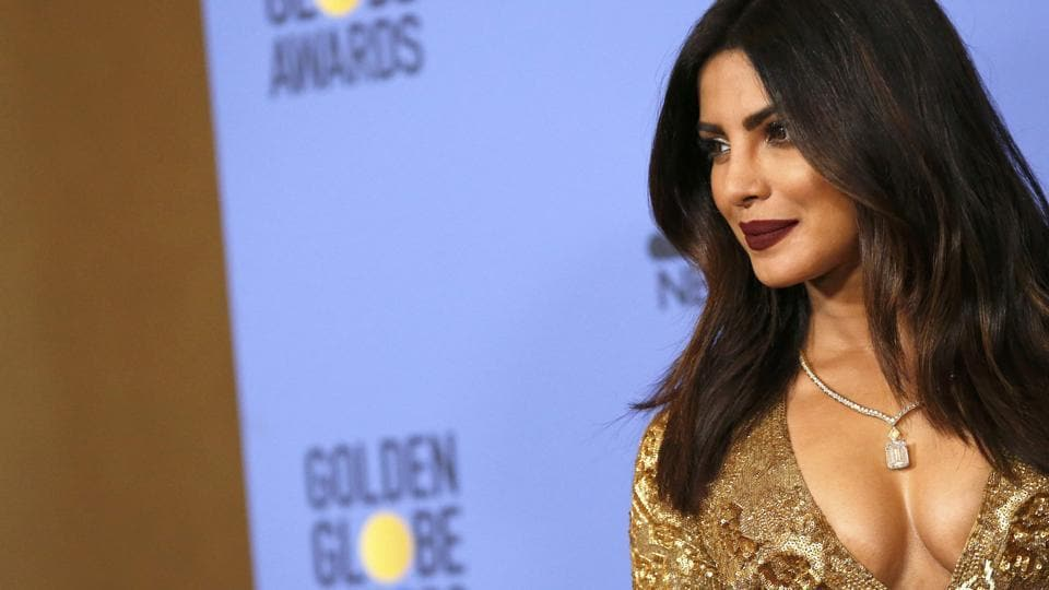 Golden Globe Award‬,Golden Globe Awards 2017,Priyanka Chopra