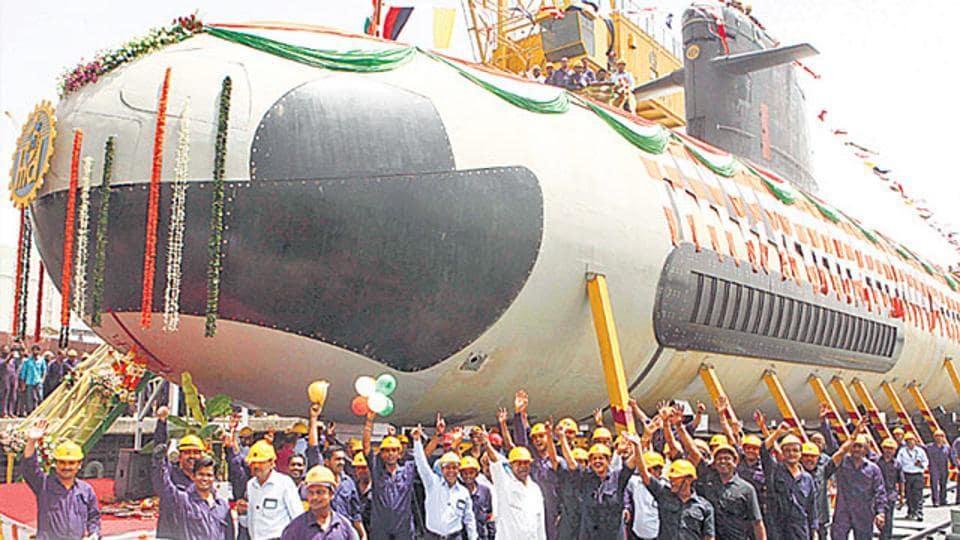 Kalvari submarine