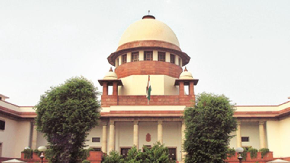 Supreme Court,Centre,Unused land