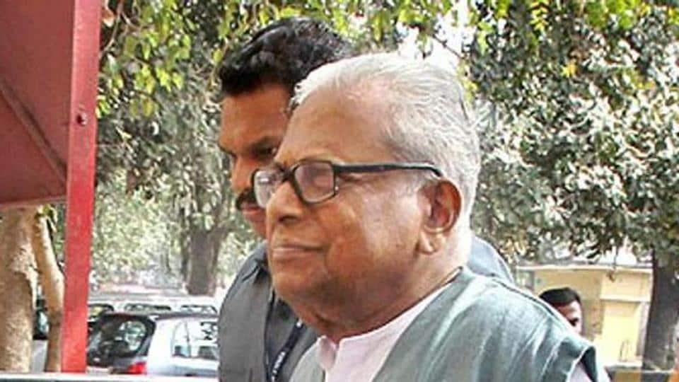 File photo of former Kerala chief minister VS Achuthanandan.