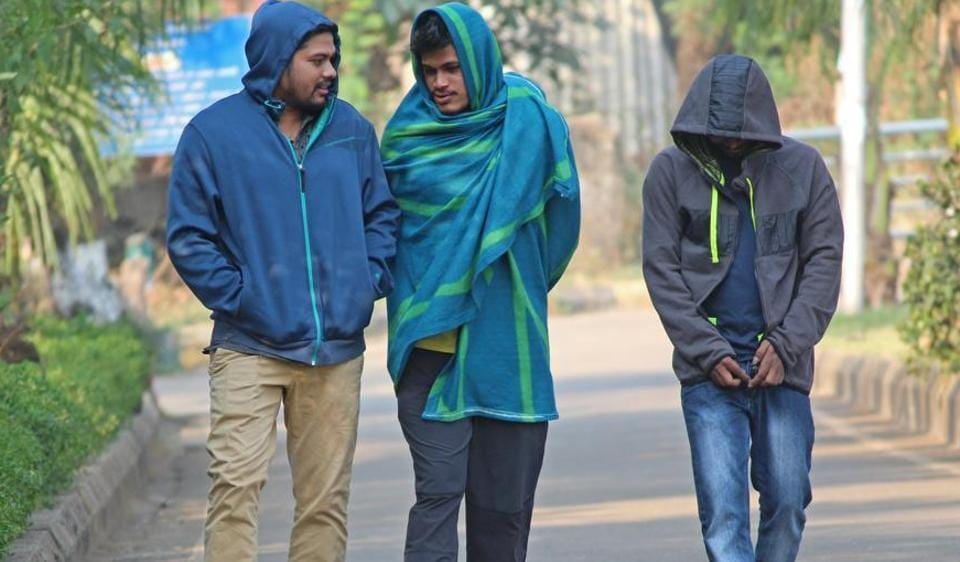 Mumbaiites woke up to the coldest day this winter on Tuesday as the minimum temperature dipped to 13.6 degrees Celsius, almost 4 degrees Celsius below normal