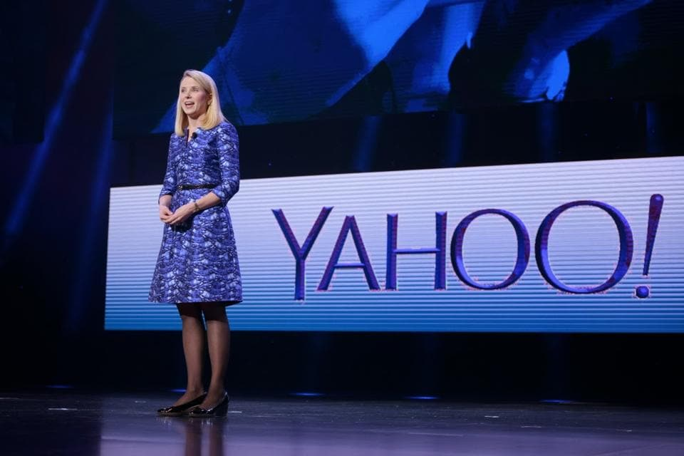 Yahoo has a deal to sell its core internet business, which includes its digital advertising, email and media assets, to Verizon for $4.83 billion.