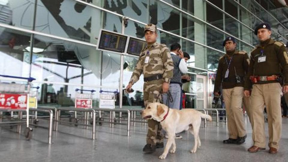CISF has asked its staff to randomly profile passengers at entry points at airports and check their baggage.