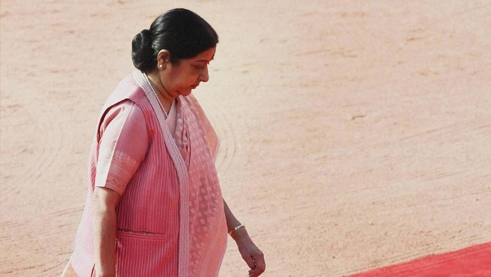 Sushma Swaraj, who has been known for reaching out to citizens through Twitter, said a 'new pattern' is being adopted