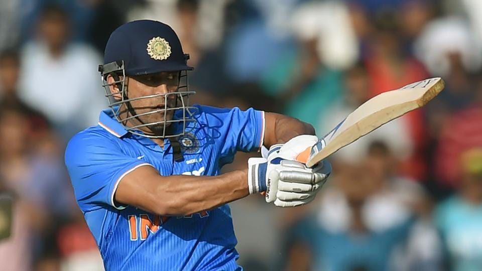 Mahendra Singh Dhoni gave up the captaincy of the ODI and T20I team ahead of the series against England.