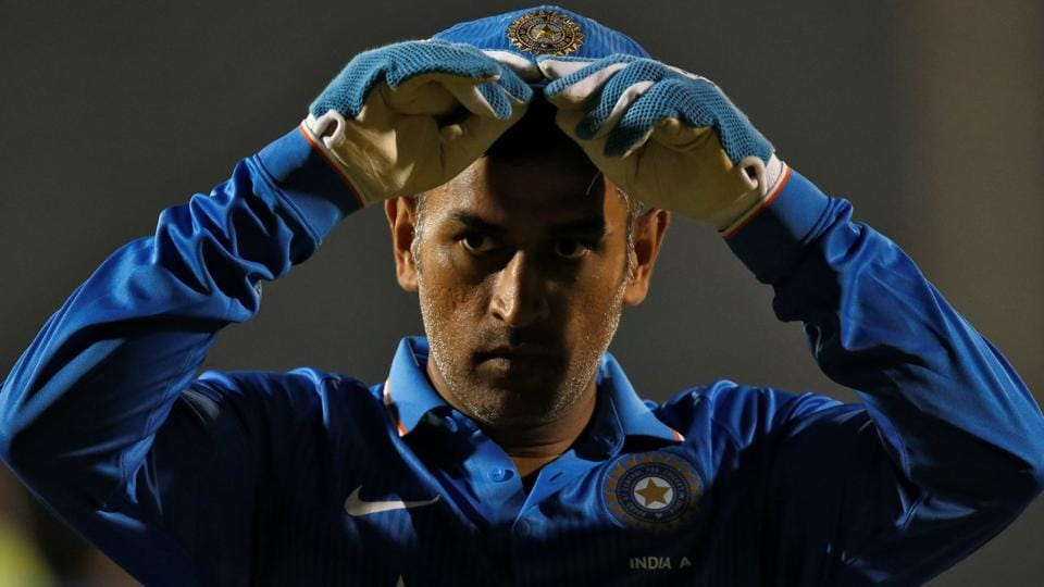 England beat India A by 3 wickets in the first warm-up game in Mumbai to spoil MSDhoni's farewell as skipper.