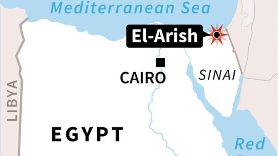 Egypt,Sinai Peninsula,Islamic State