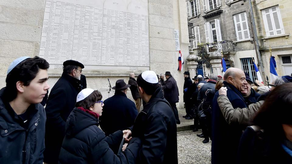 The French Jewish community is the biggest in Europe and is thought to number around 500,000 people.