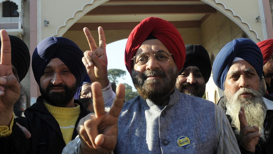 Gen JJ Singh,Capt Amarinder Singh,Amarinder Singh Bajaj