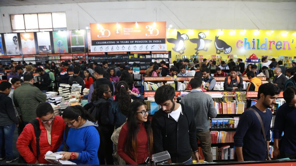 New Delhi World Book Fair,Book Fair,Books