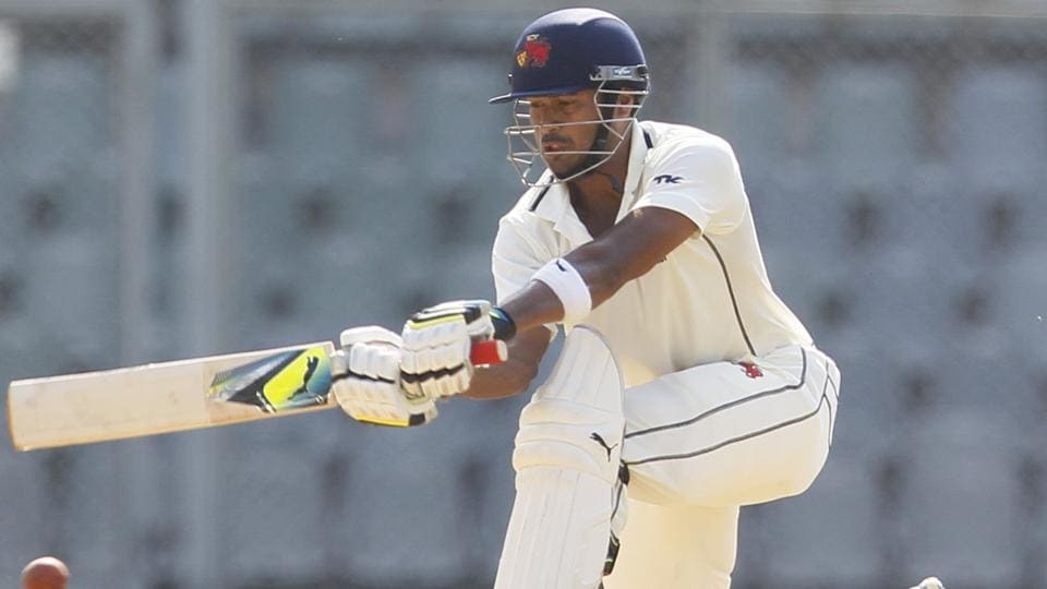 Mumbai are on the back foot against Gujarat in the Ranji Trophy final after being bowled out for 228 on the first day.