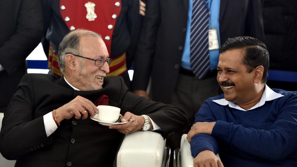 Delhi L-G,Anil Baijal,AAPgovernment