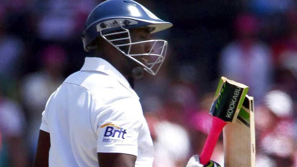 Michael Carberry had featured in the 2013/14 Ashes series in Australia in which England were whitewashed 5-0 for the third time.