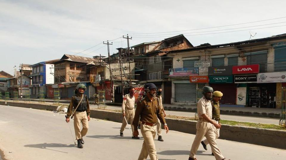 The education sector has been badly hit in Kashmir Valley during the five-month-long unrest, causing 'irreversible loss' to students, the Economic Survey Report has said.