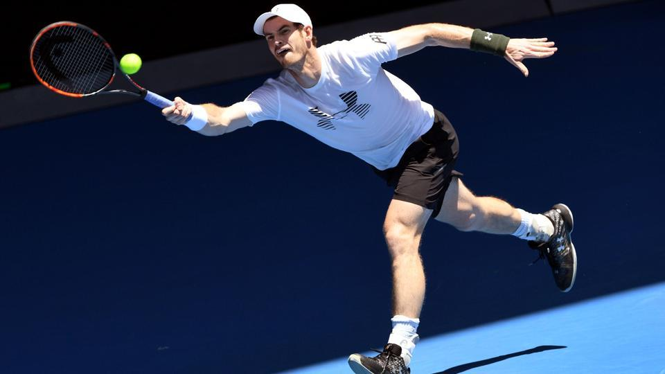 Andy Murray will be bidding for a maiden Australian Open title after losing in the final five times.