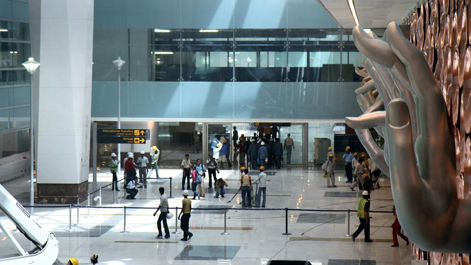 The accused was arrested from Terminal 3 of IGI airport.