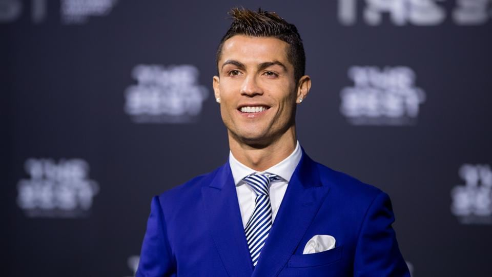 Cristiano Ronaldo was facing competition from the likes of Lionel Messi and Antoine Greizmann for the best player of the year award. (Getty Images)