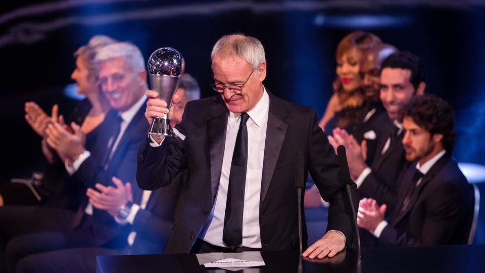It was under Ranieri that Leicester City FC scripted a miracle in the Premier League and won their first title. (Getty Images)