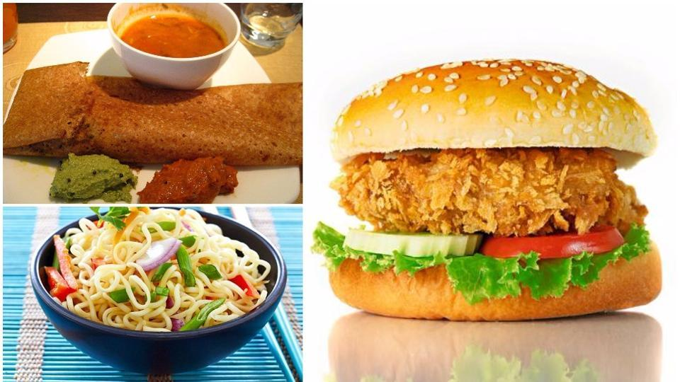 While we wait for masala dosa burgers to hit the market, we thought we'd use our time to list six other crazy burger creations we'd like to see on the McDonald's menu in 2017.