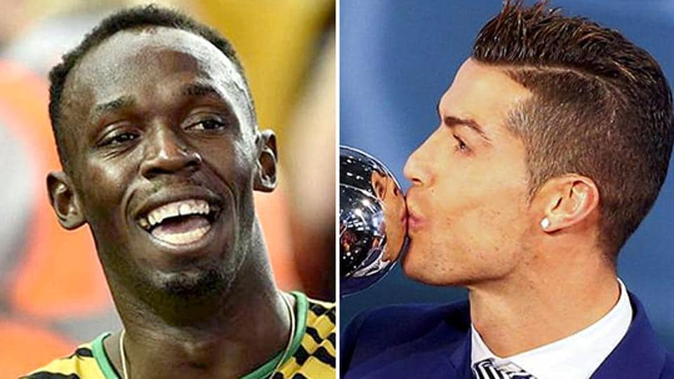 Cristiano Ronaldo has three nominations - both individually and through his teams Portugal and Real Madrid. He will be up against Olympic champion sprint and Jamaican legend , Usain Bolt. The Laureus World Sports award winners will be declared in Monaco on February 14