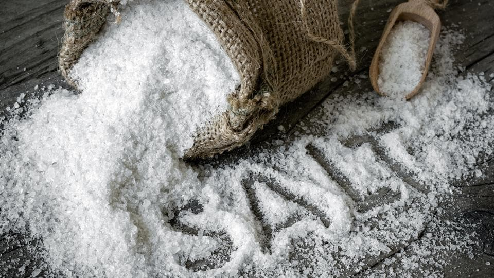 According to the World Health Organisation, most adults exceed the recommended maximum salt levels of 2gm per day.