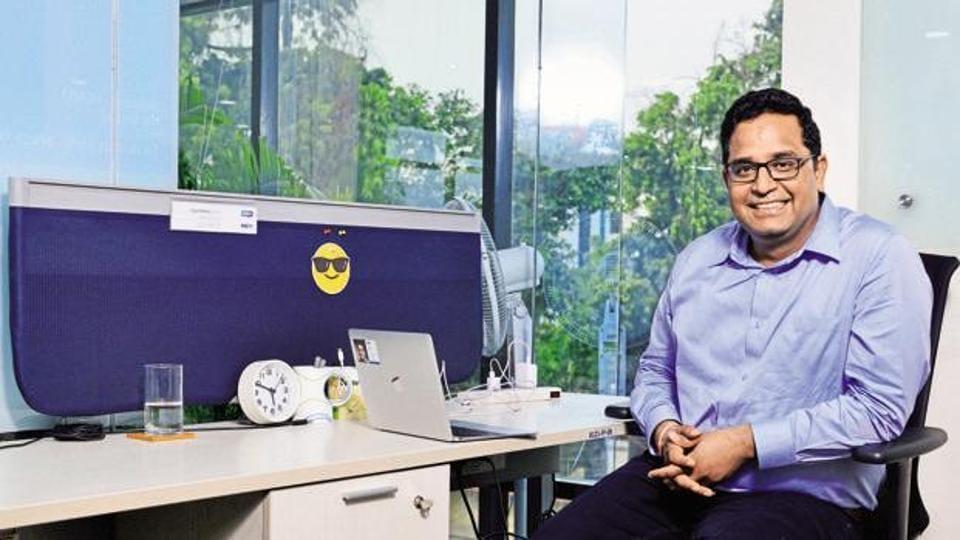 Vijay Shekhar Sharma is the newest banker on the block
