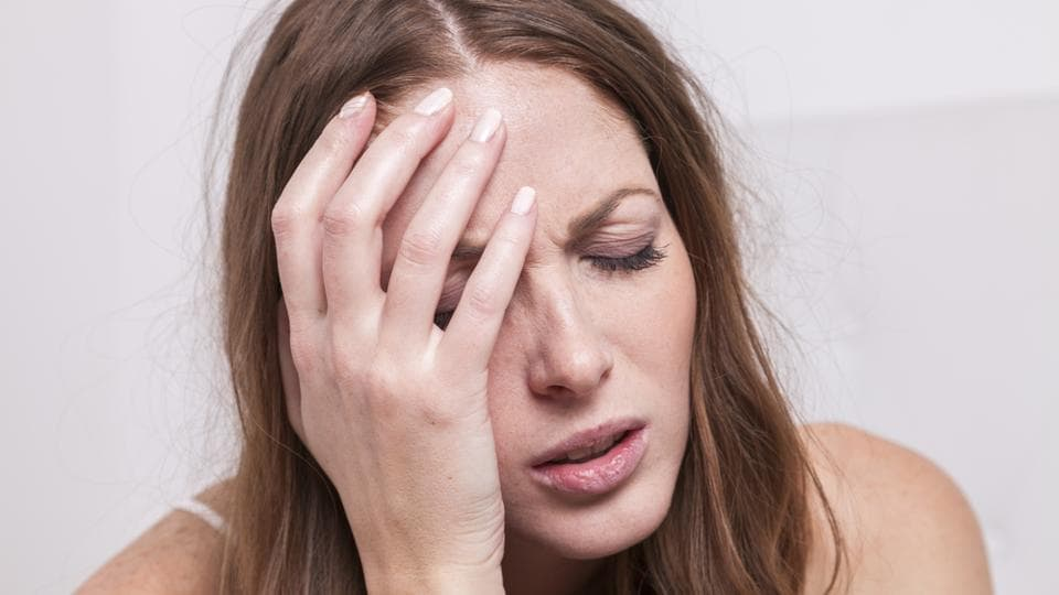 A history of migraines, which affect about one in five people, should be taken into account when weighing the pros and cons of undergoing an operation.