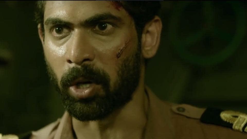 The Ghazi Attack trailer,The Ghazi Attack,Rana Daggubati new film The Ghazi Attack