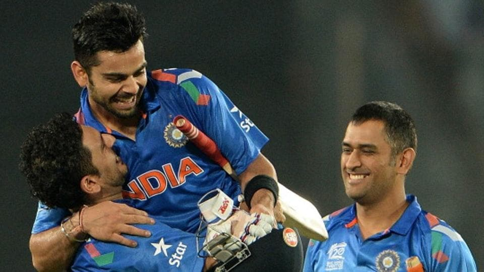 Virat Kohli took over the limited-overs captaincy from Mahendra Singh Dhoni just before the start of the England series.
