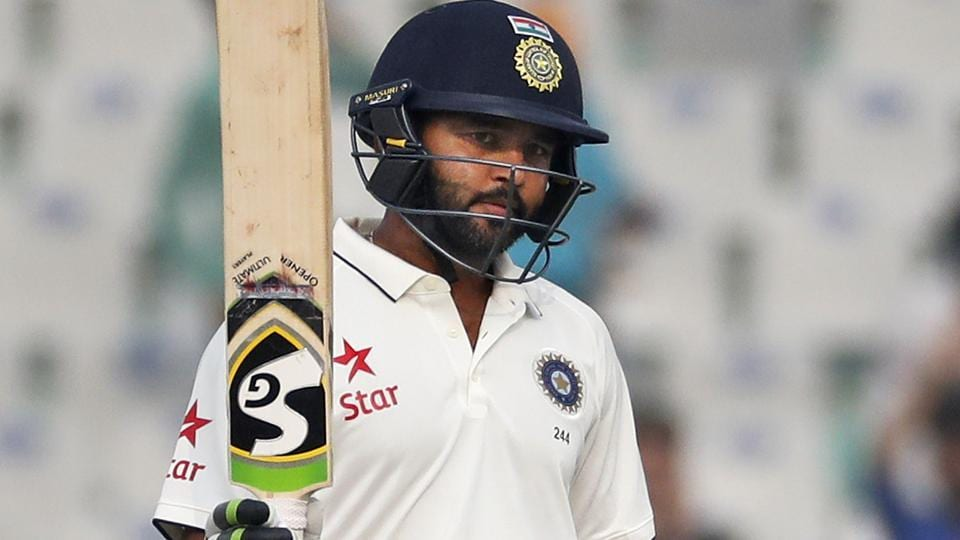 Parthiv Patel departed for 90 against Mumbai on Day 2 of Ranji Trophy final in Indore as Gujarat gained a 63-run lead.