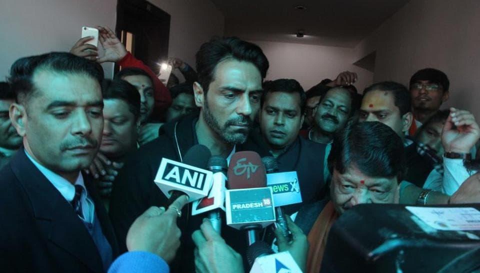 Arjun Rampal BJP