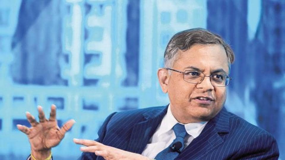 India's $100 billion salt-to-software conglomerate Tata Sons named Natarajan Chandrasekaran as their new chairman on Thursday