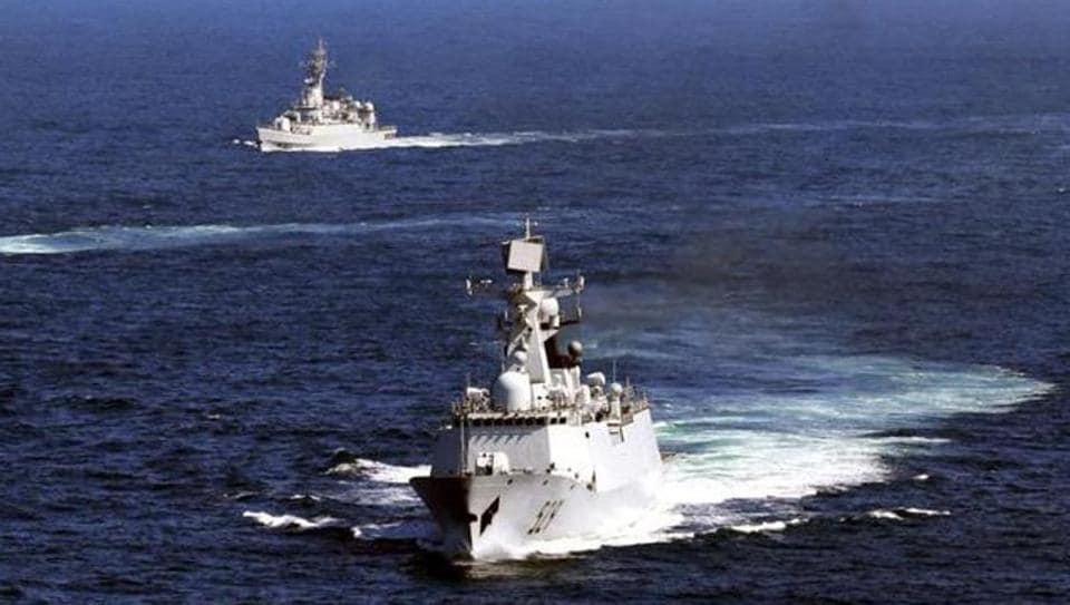 China navy,People's Liberation Army,CNS Kaiyangxing