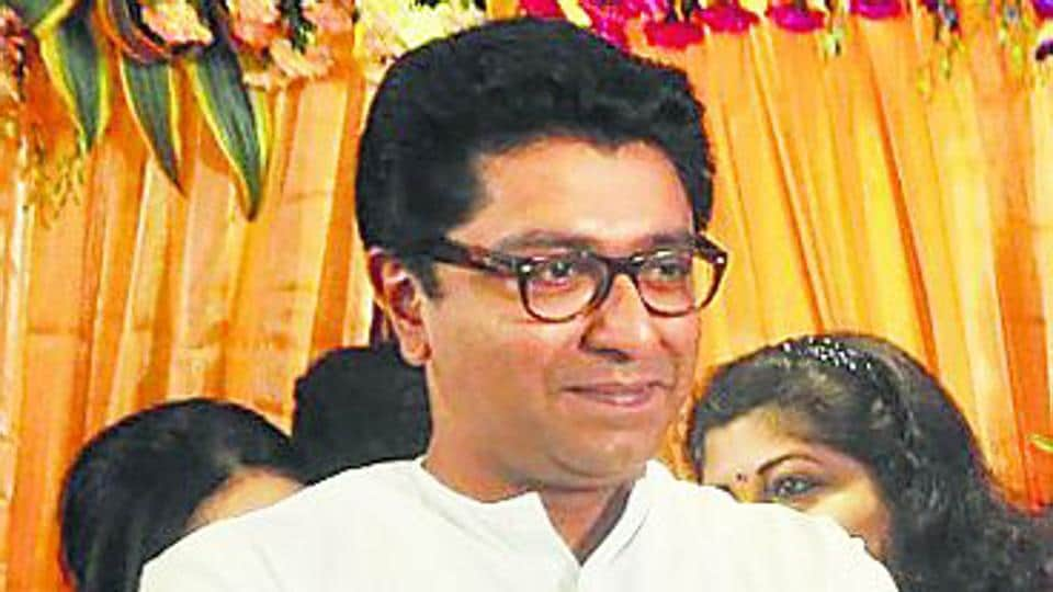 MNS chief Raj Thackeray called the BJP his main rival.