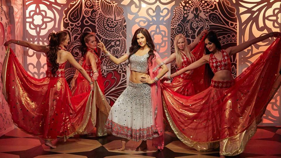 Here is Katrina Kaif's statue at the London branch. (Facebook/Madame Tussauds)