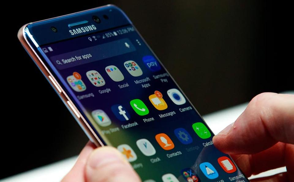 The DOT issued the emergency ban on October 14, 2016, after reports of exploding Samsung Galaxy Note 7 phones poured in from across the world. The phone was also banned on Indian flights a few days later as more incidents of the phone catching fire was reported. A Samsung Galaxy Note 2 was also reported to have caught fire on a flight.
