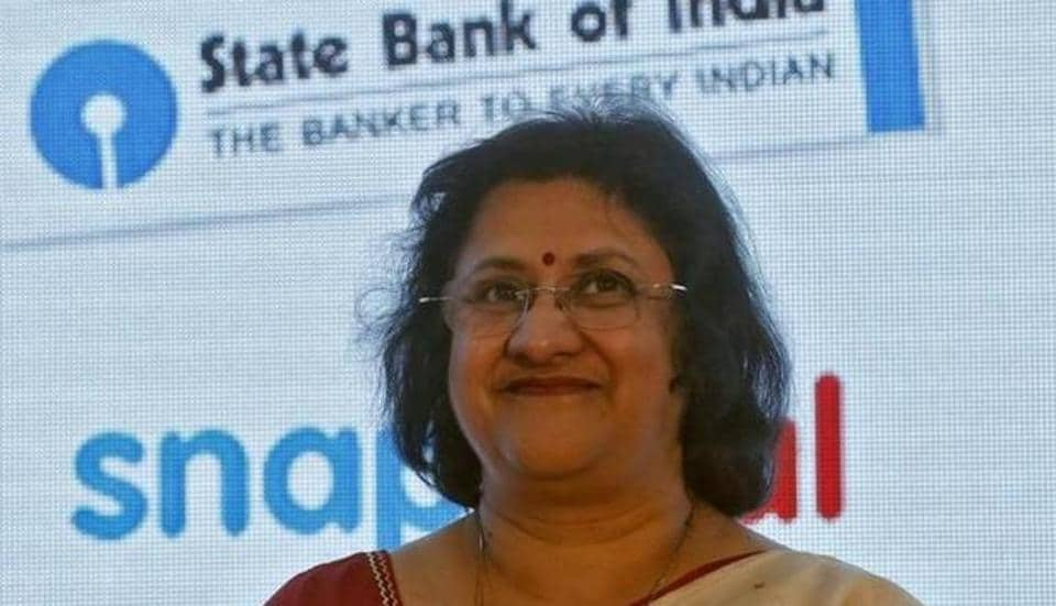 State Bank of India,Demonetisation,Arundhati Bhattacharya