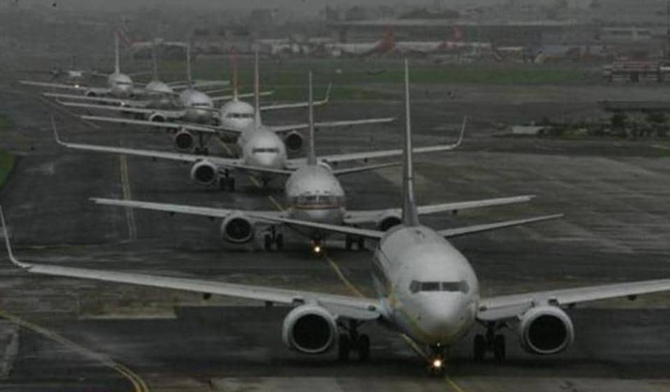 Even as domestic carriers squabble over whose flights were mostly on time, flight movement data showed that fliers across airlines faced their worst delays at the Mumbai airport in December