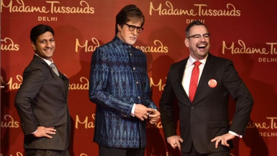 Statues of Bollywood actors Amitabh Bachchan,  Aishwarya Rai and Hrithik Roshan, and cricketer Sachin Tendulkar are also expected. (Facebook/Madame Tussauds)