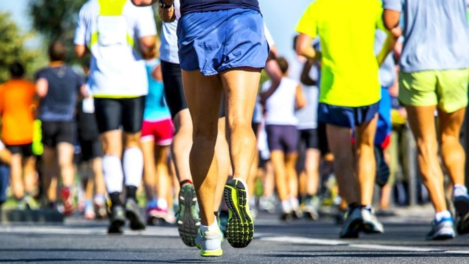 Get familiar with the running course so that you don't get bothered with unexpected inclines on the final day.