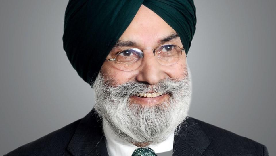 BJP Candidate from Amritsar Lok Sabha Rajinder Mohan Singh Chhina