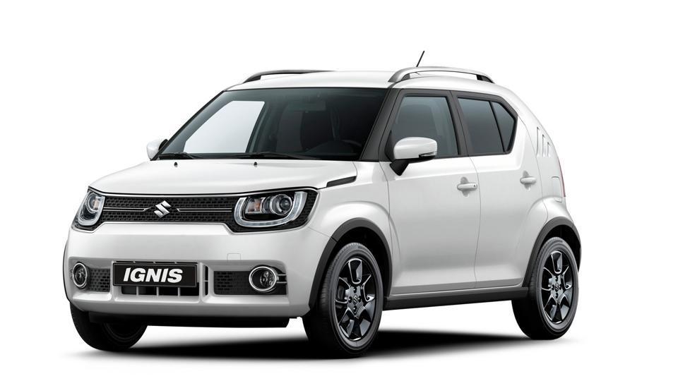 Ignis has a tough fight already, from Hyundai, Mahindra, Tata or even its own family-- Maruti Suzuki.