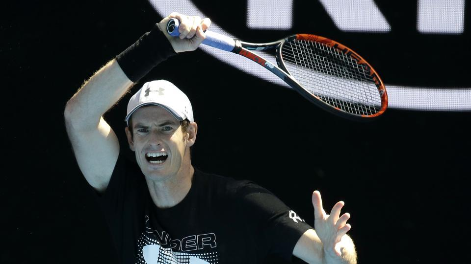 Andy Murray, who has featured in five finals at the Australian Open but never won once, will be the top seed this time