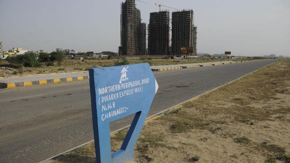 Dwarka expressway,Gurgaon,Real estate
