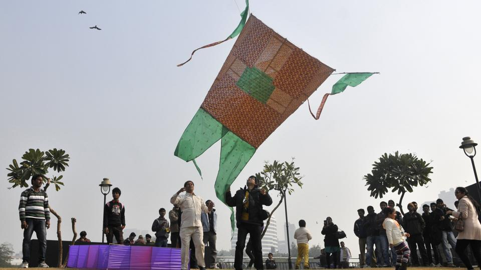 Delhi International Kite Festival