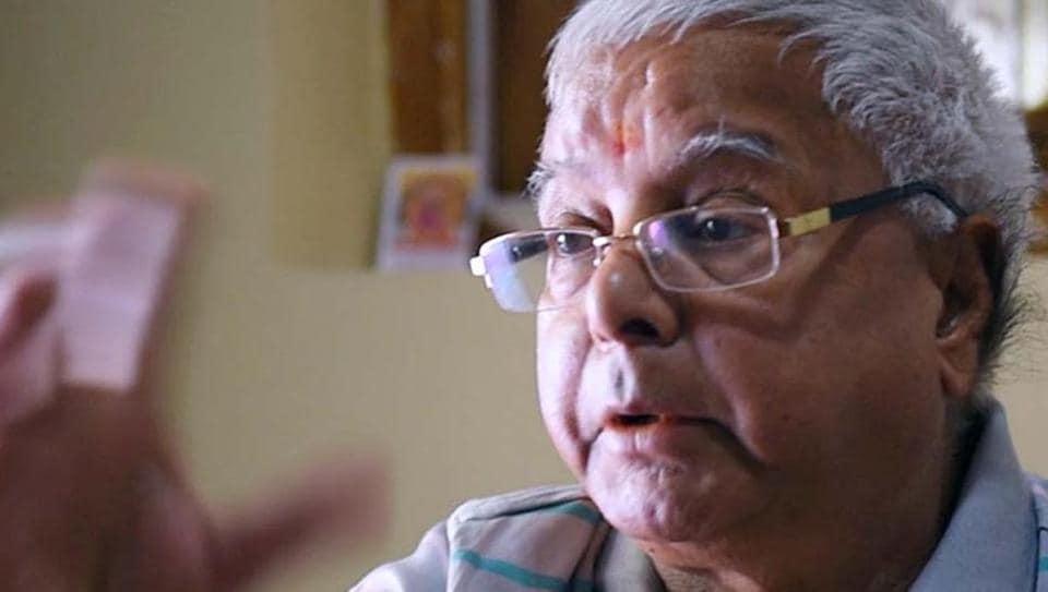 Lalu Prasad,JP Senani Samman Pension,Jayprakash Narayan