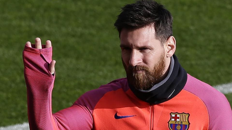 Lionel Messi, whose 22-million Euro contract is coming to an end in 18 months time, may struggle to get an improved contract renewal as Barcelona try to manage finances in wake of La Liga's expenditure caps